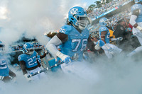 NCAA Football 2016: UNC Tar Heels vs The Citadel Bulldogs_19Nov16